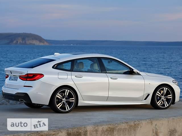 BMW 6 Series GT G32 630d AT (265 л.с.) xDrive  base