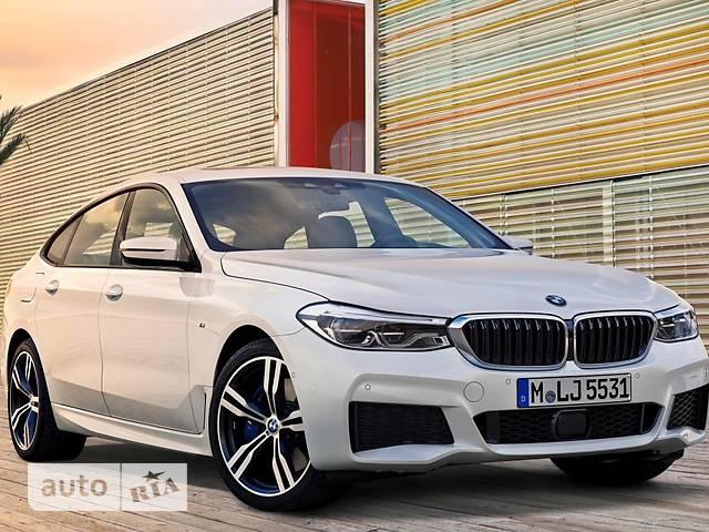 BMW 6 Series GT G32 630i AT (258 л.с.) base