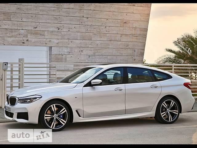 BMW 6 Series GT G32 640d AT (320 л.с.) xDrive  base