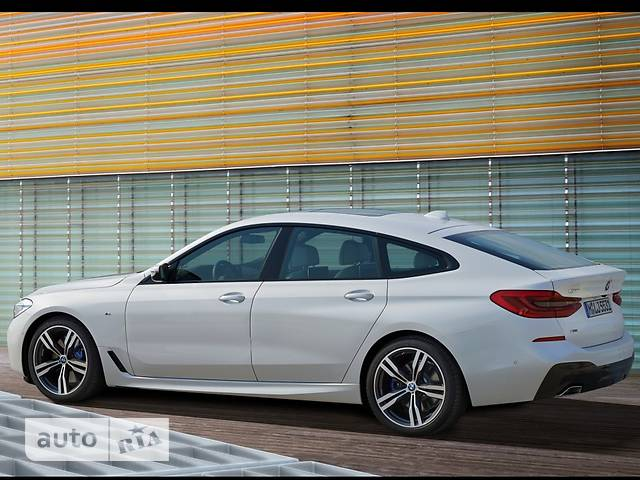 BMW 6 Series GT G32 620d AT (190 л.с.) base