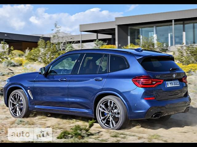 BMW X3 G01 18d AT (150 л.с.) sDrive base