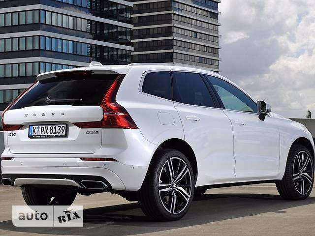 Volvo XC60 T5 2.0 АT (250 л.с.) AWD R-Design