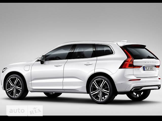 Volvo XC60 D4 2.0 8АT (190 л.с.) AWD Kers R-Design