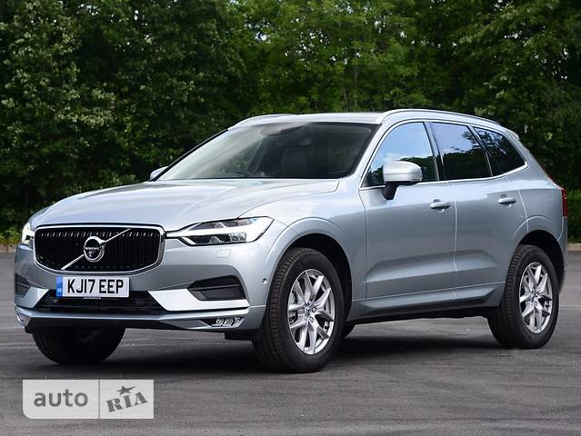 Volvo XC60 D4 2.0 8АT (190 л.с.) AWD Kers Momentum Pro