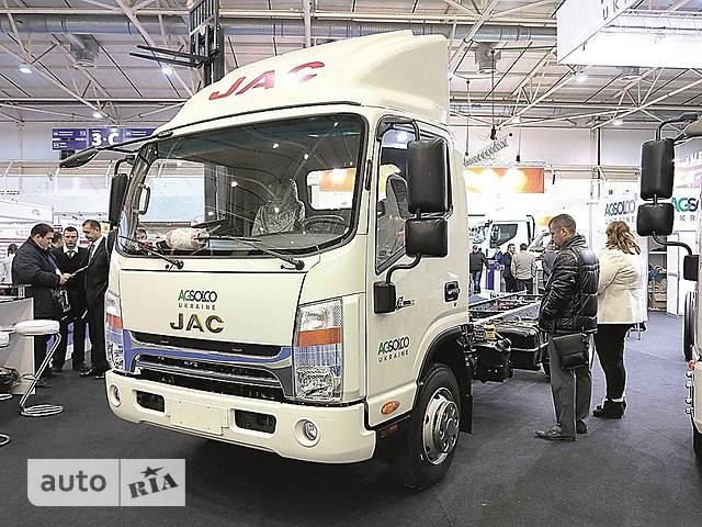 JAC N Series N75 Шасси (156 л.с.)