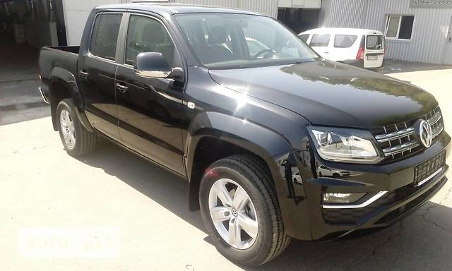 Volkswagen Amarok DoubleCab New 2.0D АT (180 л.с.) 4Motion Rancho N0K