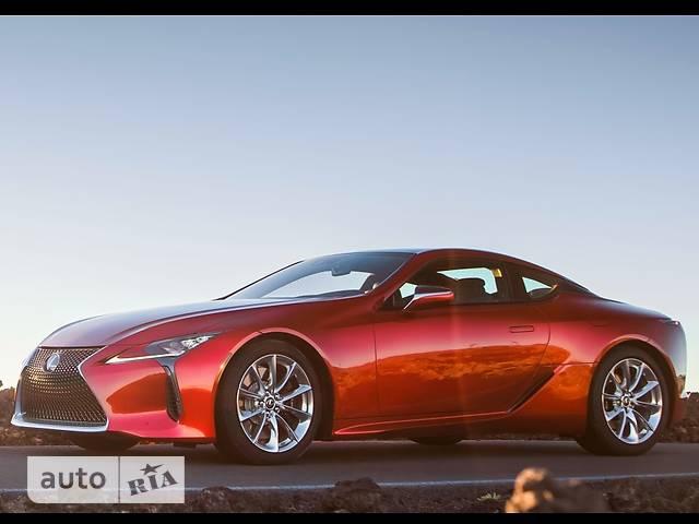 Lexus LC 500h CVT (354 л.с.) Luxury