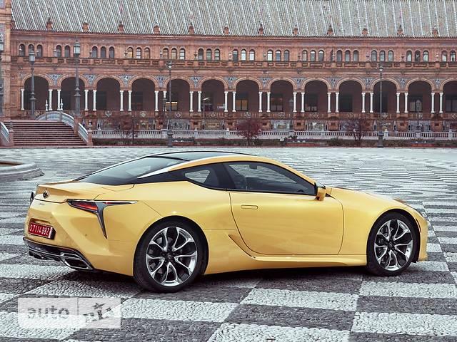 Lexus LC 500 AT (477 л.с.) Luxury