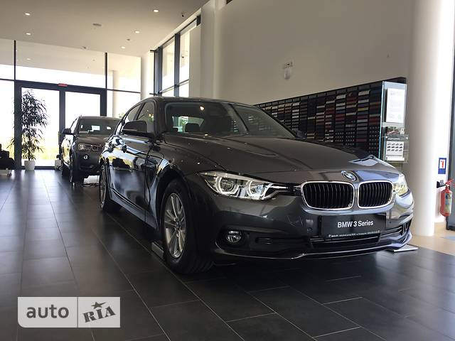 BMW 3 Series F30 318d AT (150 л.с.)