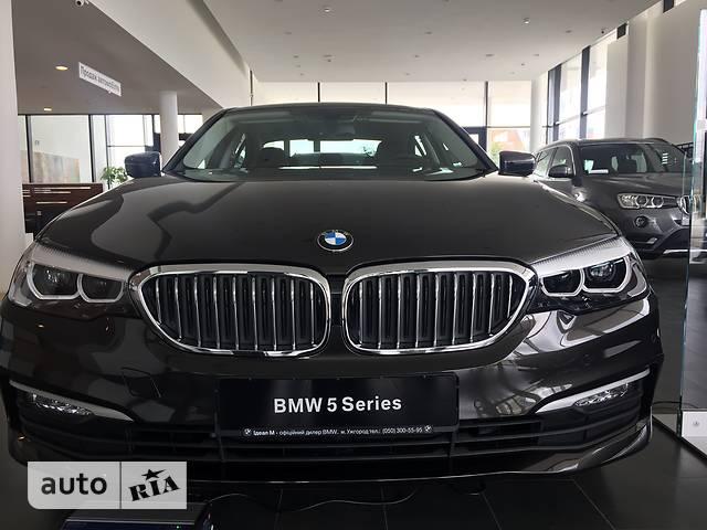 BMW 5 Series G30 530i АT (252 л.с.)