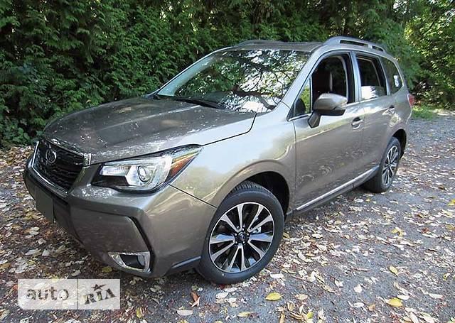 Subaru Forester 2.0D АТ (150 л.с.) NS