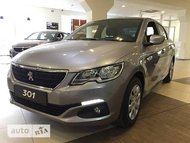 Peugeot 301 1.2 MT (82 л.с.)  Active