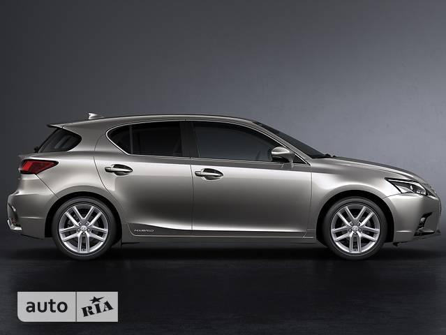 Lexus CT 200h AT (134 л.с.) F-Sport