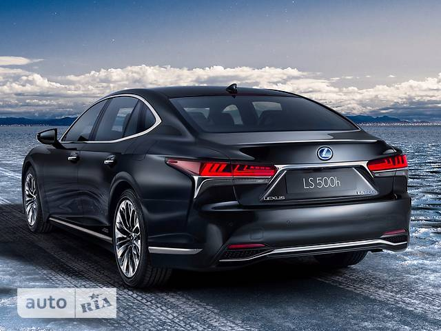 Lexus LS 500 AT (420 л.с.) AWD Luxury