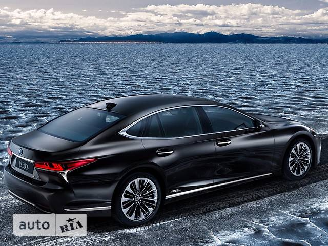 Lexus LS 500 AT (420 л.с.)  Executive