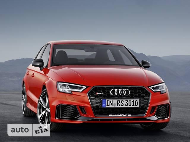 Audi RS3 2.5 TFSI S-tronic (400 л.с.) Quattro