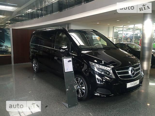 Mercedes-Benz V-Class V 250d AT (190 л.с.) Long AVG