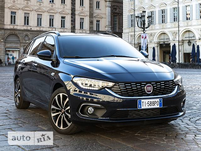 Fiat Tipo 1.6 АТ (110 л.с.) Easy