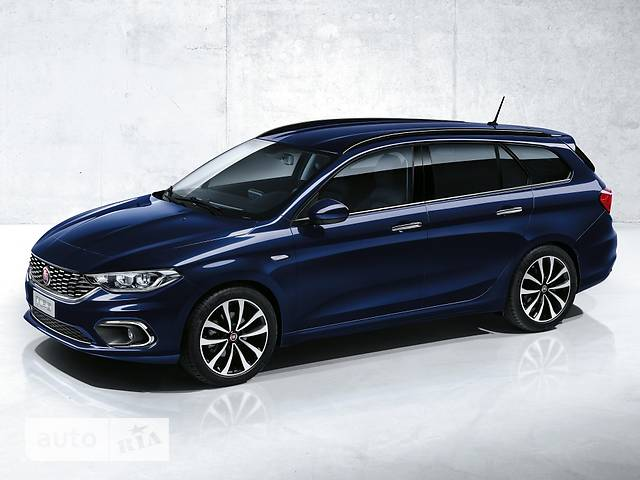 Fiat Tipo 1.6D MТ (120 л.с.) Lounge