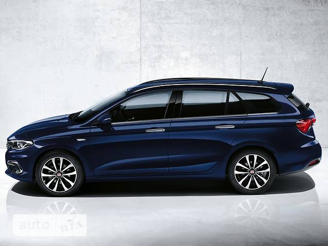 Fiat Tipo 1.6D AТ (120 л.с.) Easy