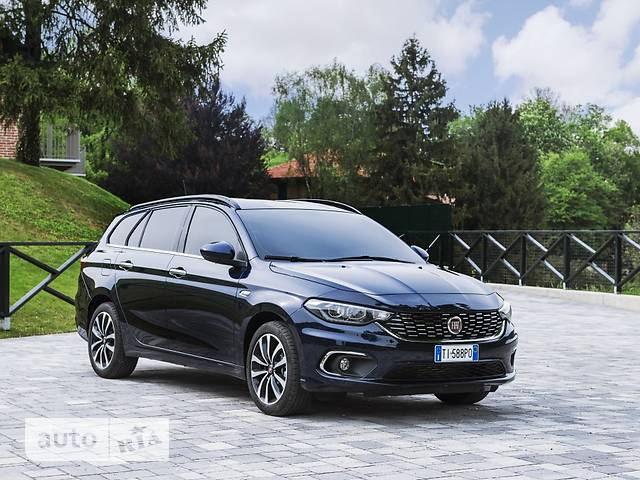 Fiat Tipo 1.6D MТ (120 л.с.) Easy