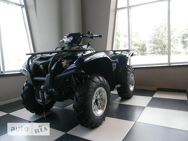 Yamaha YFM 700 FWB Kodiak
