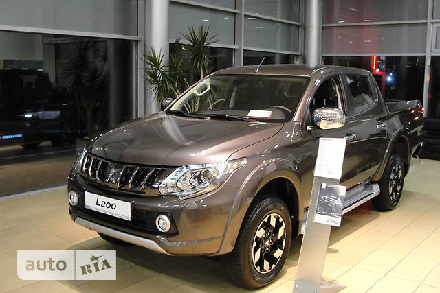 Mitsubishi L 200 New 2.4D AT (181 л.с.)  Instyle