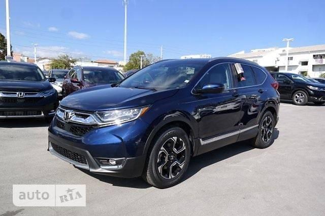 Honda CR-V 2.4 CVT (186 л.с.) Executive