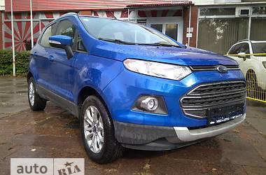 Ford EcoSport 1.5 АT (112 л.с.) Titanium 2018