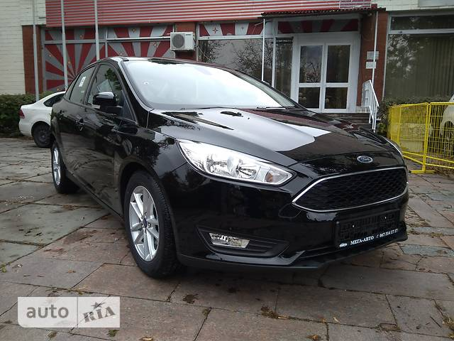 Ford Focus 1.6 АT (125 л.с.) Business