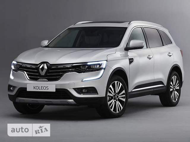 Renault Koleos 2.0D CVT (175 л.с.) AWD Limited Zen
