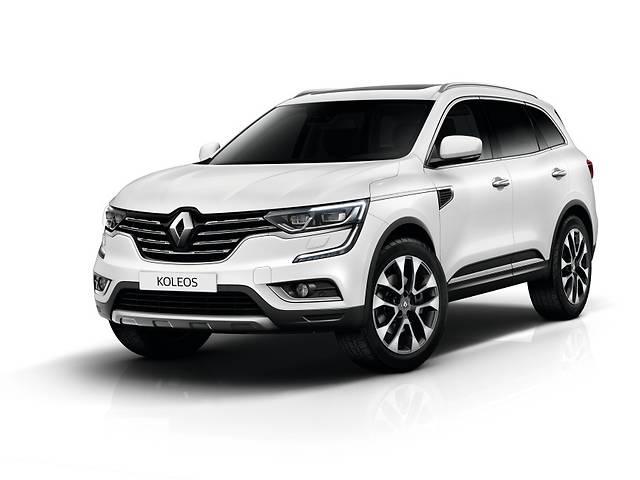 Renault Koleos 2.0D CVT (175 л.с.) AWD Life