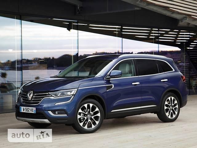 Renault Koleos 2.0D CVT (175 л.с.) AWD Limited Intense