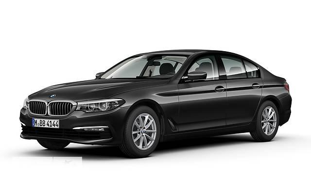 BMW 5 Series G30 530i АT (252 л.с.)  base