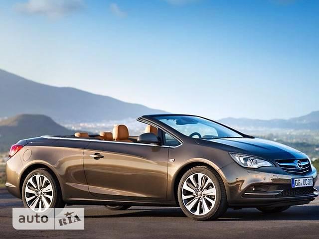 Opel Cascada 1.4 MT (120 л.с.) Cosmo
