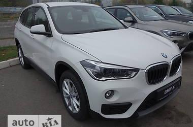 BMW X1 F48 18i AT (140 л.с.) sDrive  2017
