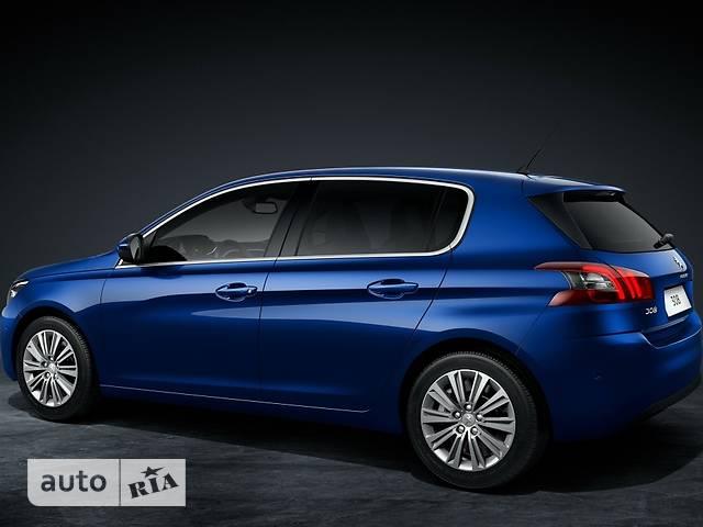 Peugeot 308 New 1.6 BlueHdi АТ (120 л.с.) Start/Stop Active