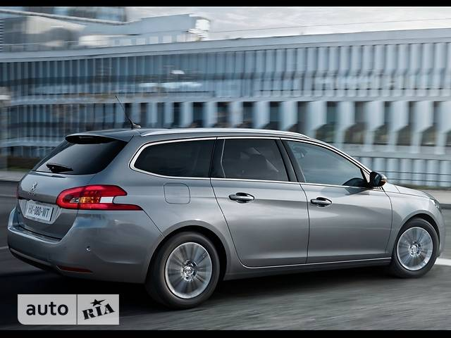 Peugeot 308 New 1.5 BlueHDi АТ (130 л.с.) Start/Stop Active