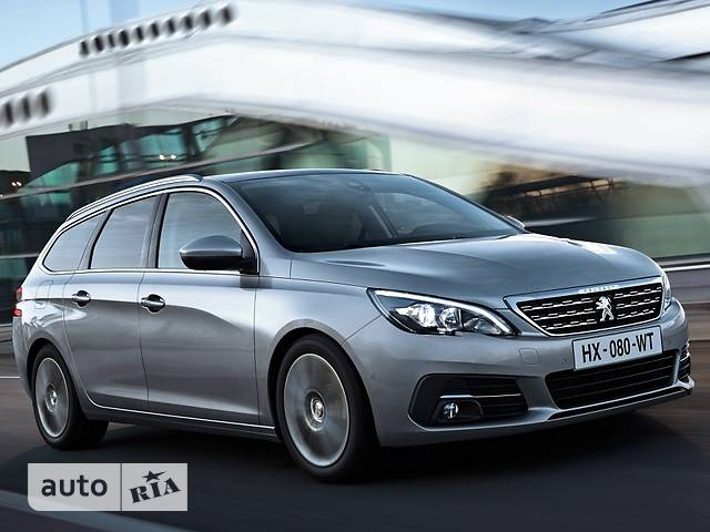 Peugeot 308 New 1.6 BlueHdi АТ (120 л.с.) Start/Stop Active