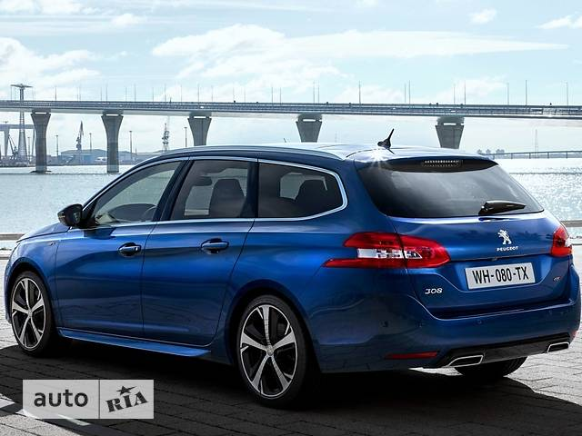 Peugeot 308 New 1.6 HDi МТ (92 л.с.) Access