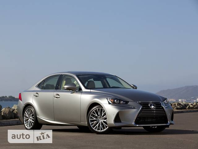 Lexus IS 300 AT (245 л.с.) Business