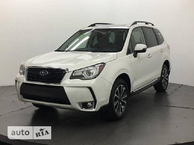 Subaru Forester 2.0 Тurbo CVT  (240 л.с.)