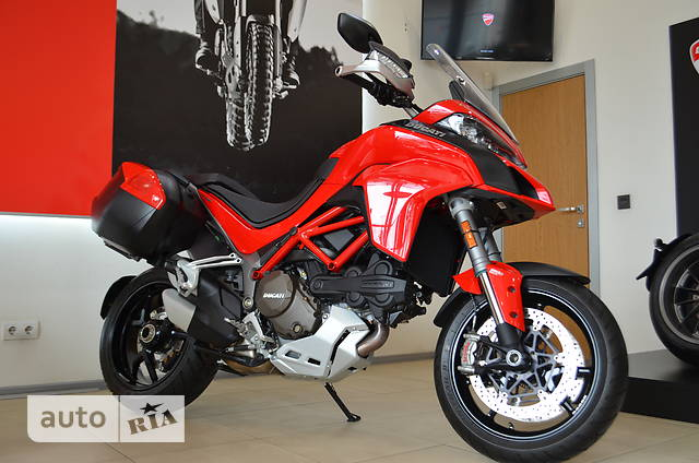 Ducati Multistrada 1200 S Touring Pack