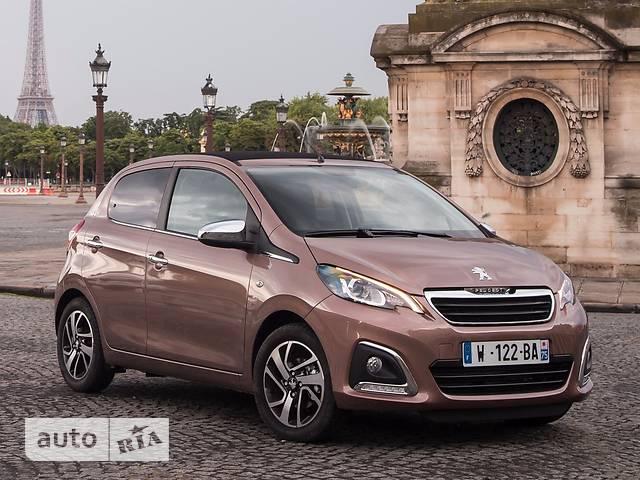 Peugeot 108 1.0 VTi AT (72 л.с.) Active