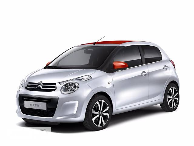 Citroen C1 New 1.0 VTi AT (68 л.с.) Feel