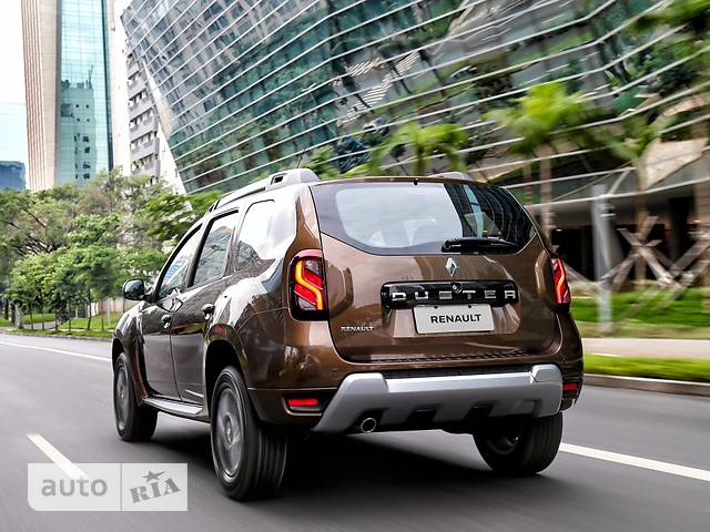 Renault Duster 1.5D MT (110 л.с.) AWD Privilege