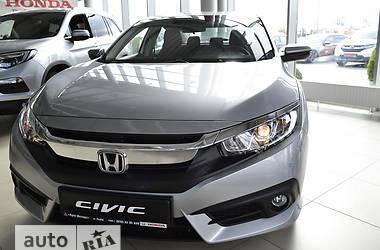 Honda Civic 1.6 AT (123 л.с.) Elegance 2017