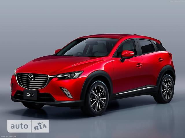 Mazda CX-3 2.0 АТ (120 л.с.) Touring +