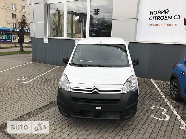 Citroen Berlingo груз. 1.6 HDi MКПП (75 л.с.) L1H1