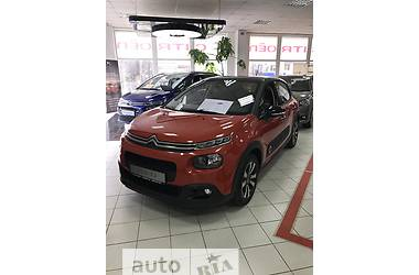 Citroen C3 1.2 PureTech AT (110 л.с.) Start/Stop Shine 2017